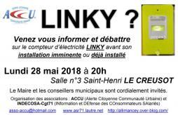 Réunion Linky (Le Creusot)