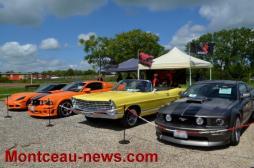 Exposition de véhicules de prestige et de collection le 29 avril à Montceau (Sortir)