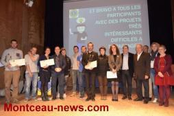 Lions club de Montceau-les-Mines : 2ème Prix « Initiatives Jeunes »