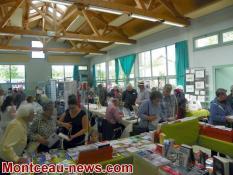 RAPPEL / Ecuisses : Salon du livre « Feuilles de Printemps »