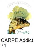 Club carpiste Carpe Addict 71 (Le Rousset)