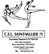 CSL Gymnastique (Saint-Vallier) ......