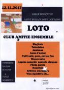 Club Amitié Ensemble de Saint Romain-sous-Gourdon (Sortir)