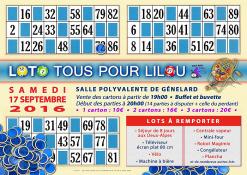 """Rappel - Association """"Tous pour Lilou"""" (Solidarité)"""