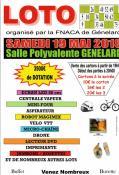 Comité FNACA de Génelard (Sortir)