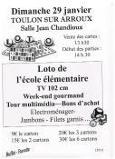 Ecole élémentaire de Toulon-sur-Arroux (sortir)