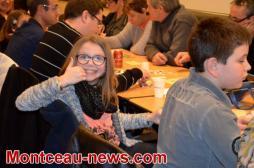 Saint-Vallier: loto du Feeling Dance