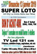 Super loto de L'AS Ciry-le-Noble