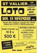 Rappel / APE des Bois Francs
