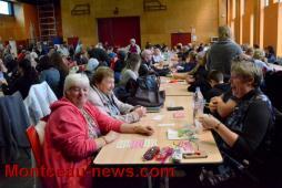Saint-Vallier: Gros succès du loto