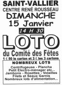 Comité des fêtes (Saint-Vallier)