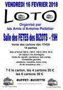 Les Amis d'Antoine Pellertier (Les Bizots)