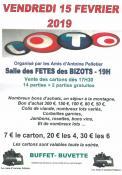 Amis d'Antoine Pelletier (Les Bizots)