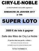 Restaurant scolaire de Ciry-le-Noble (Sortir)