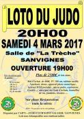 Loto de l'AD 71 – Judo Club Saint-Vallier – Sanvignes