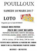 Société de chasse «  La Saint Hubert » Pouilloux