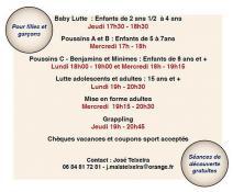 Lutte&Forme Montceau-Bourgogne (Montceau-les-Mines)
