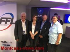 Lutte&Forme Montceau-Bourgogne (Montceau) : Championnat du monde de lutte à Paris