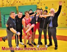 Championnat Bourgogne Franche-Comte de lutte libre