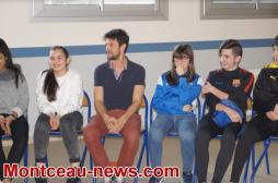 Le misanthrope réinterprété au lycée Parriat