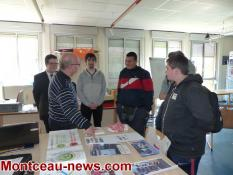 Blanzy :  Lycée Claudie Haigneré