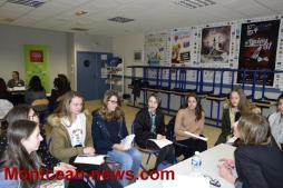 Cordée de la réussite OPTIM 3èmes journées «Ingénieure au Féminin»