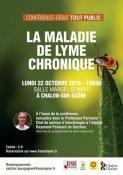 La maladie de Lyme chronique (Chalon-sur-Saône)