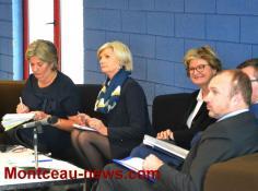 Montceau-les-Mines: Association des Maires de Saône-et-Loire
