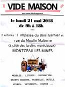 Vide maison (Montceau)