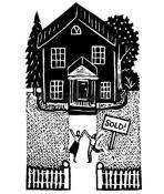 Vide maison (Génelard)