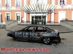 Incendies à Montceau (Politique)