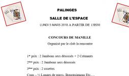 « La rencontre » de Palinges (Sortir)