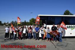 Journée nationale de mobilisation des retraités (-es)