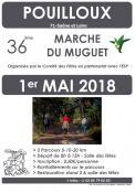 Rappel - Mardi 1er mai à Pouilloux (Sortir - randonnée)