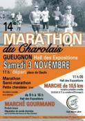 14ème marathon du Charolais à Gueugnon
