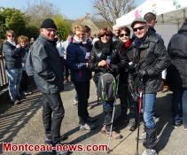 Saint-Romain-sous-Gourdon : Marche du pain perdu
