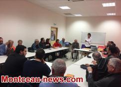 Comité En Marche bassin minier 71