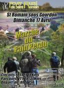 32ème marche du « pain perdu » de Saint-Romain-sous-Gourdon (Randonnée)