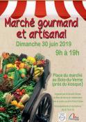 Montceau : Marché gourmand et artisanal