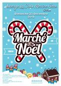 Marché de Noël à Uchon (Sortir)