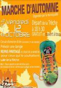 Marche d'automne à Sanvignes