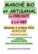 Marché Bio et Artisanal (Le Creusot)