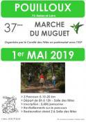 Mercredi 1er mai à Pouilloux (Sortir – randonnée)