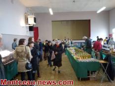 Saint-Bérain-sous-Sanvignes :  Marché des producteurs de pays