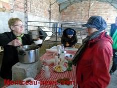 « Marche des soupes » (Marigny)