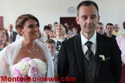 Mariage à Pouilloux