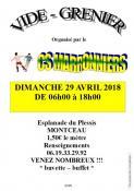 RAPPEL : CS Marronniers (Montceau-les-Mines – Sortir)