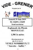 CS Marronniers ( Montceau)