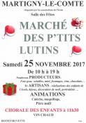 Marché des P'tits Lutins (Martigny-le-Comte)
