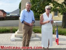 Suite de la visite des 34 communes de la communauté urbaine Creusot Montceau
